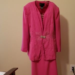 Womens Anthony two piece suit